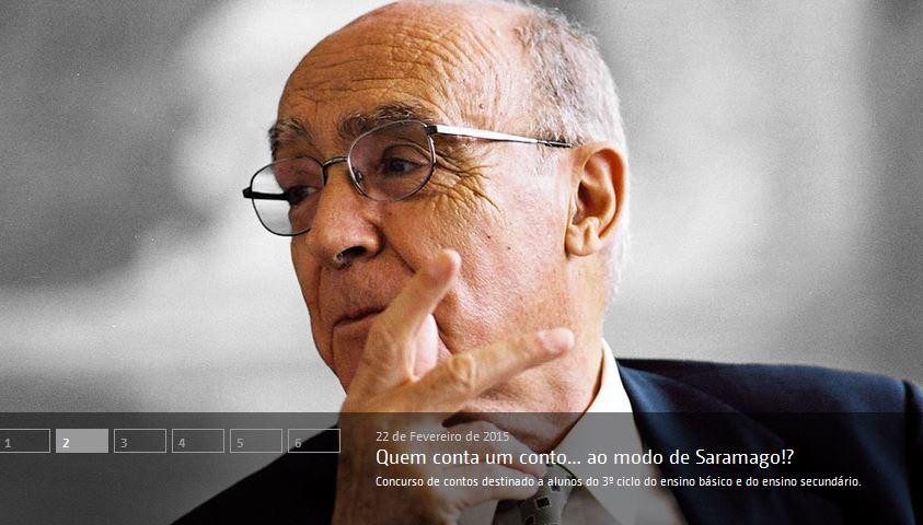 Saramago - Concurso